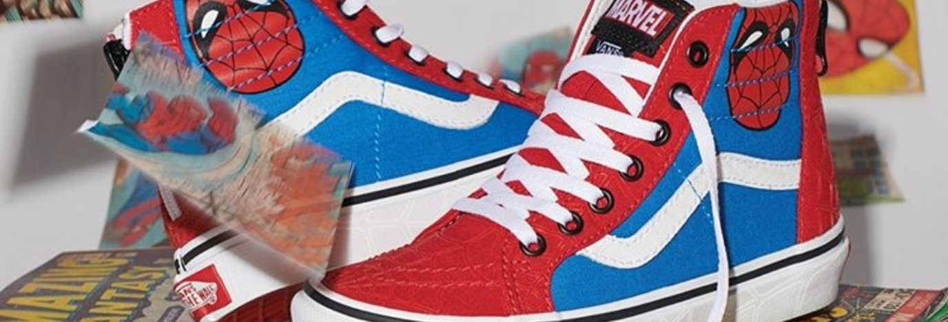 073d5ae7cc956e Be A Real-Life Superhero With The Latest Vans x Marvel Pack