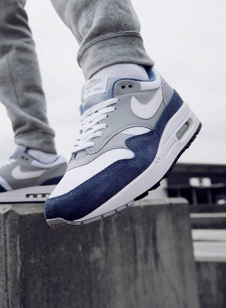 new concept d39a7 a5648 You can never go wrong with the OG — The Nike Air Max 1 is the perfect fit  for a jam-packed day of work college classes. An update to Tinker  Hatfield s 87 ...